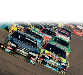 2007 NASCAR Highlights