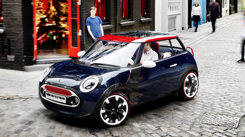 Illustration for article titled The Wonderful Mini Rocketman Concept Will Actually Become Real, and Electric