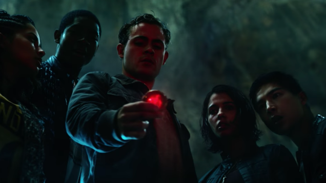 new promo asks if power rangers are more like iron man or spider man