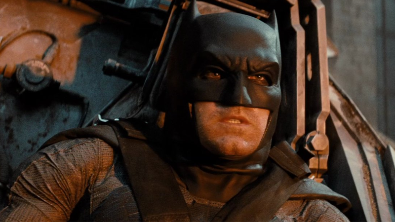 Ben Affleck Really Wants You To Believe He's Not Leaving Batman