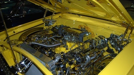 Why Can't I Make My Own Engine?