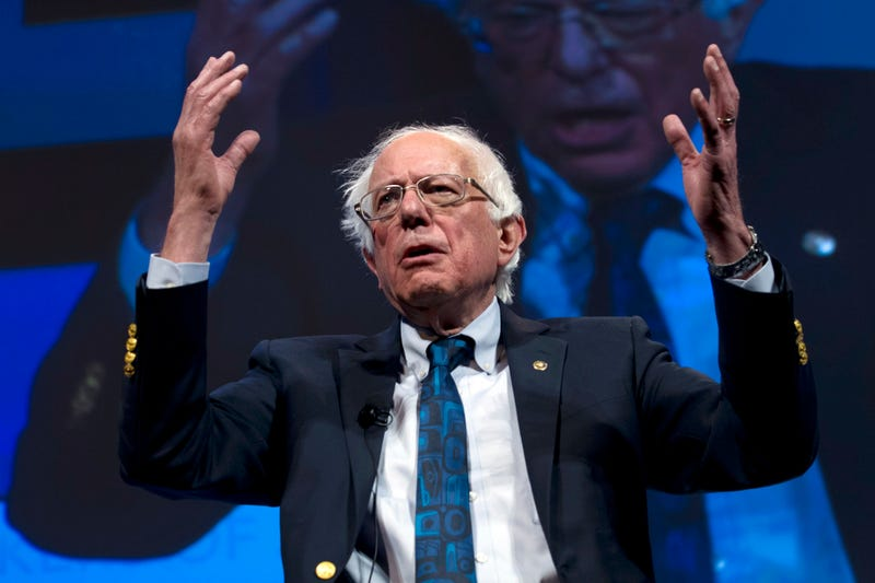 Bernie Sanders is among Democrats pledging not to accept cash from super PACs. But with millions in campaign cash on hand, he's not at risk, like many candidates of color are, of being without enough funds to run a strong campaign, some black fundraisers say.