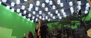 Illustration for article titled Así son las grandes producciones de Hollywood sin efectos especiales
