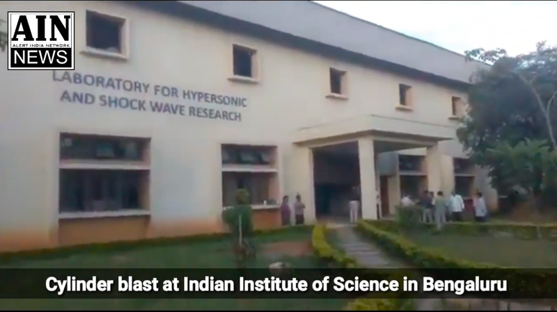 Illustration for article titled Scientist Killed, Others 'Flung' in Explosion at Indian Shockwave Lab