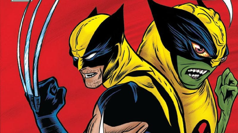Illustration for article titled Jason Aaron and Michael Allred embrace the weird with Wolverine And The X-Men #17