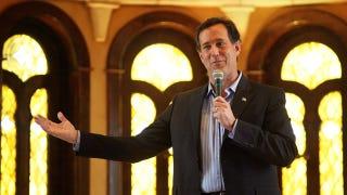 Illustration for article titled Rick Santorum Raised Terrifying $1 Million in 24 Hours