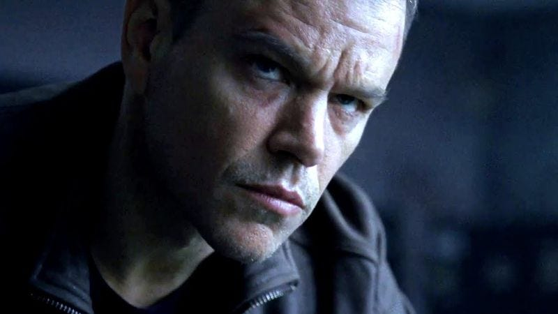 Matt Damon in Jason Bourne (Photo: Universal Studios)