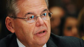 U.S. Sen. Robert MenendezMANDEL NGAN/AFP/Getty Images