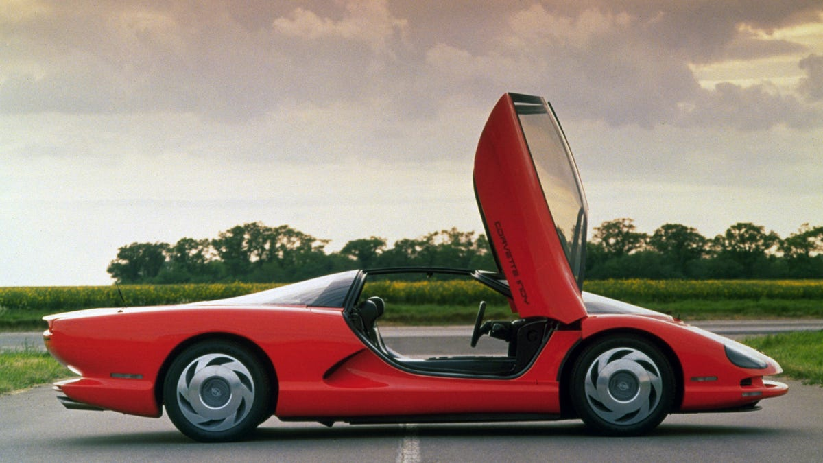 Forgotten Concepts 1985 Buick Wildcat Car Pictures