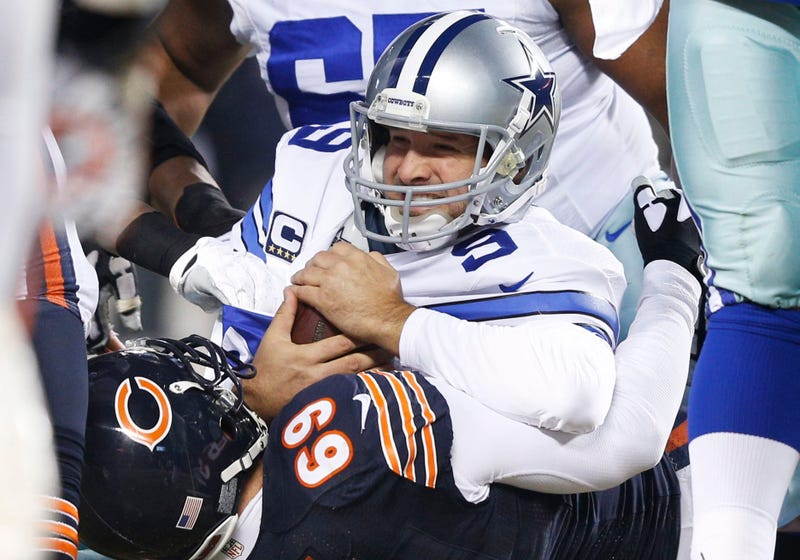 Illustration for article titled Tony Romo Is More Busted Up Than Anyone Realized