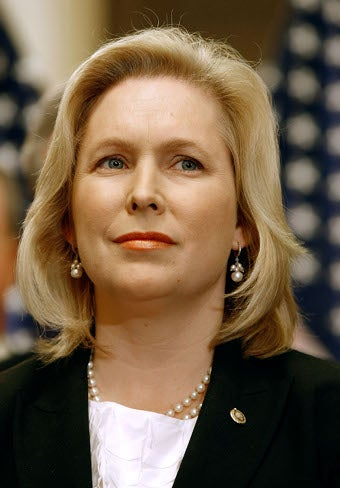 Illustration for article titled But What About Senator Gillibrand's Baby Weight??