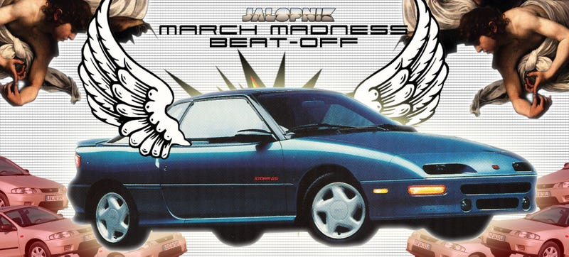 Illustration for article titled The Jalopnik March Madness Beat-Off: Round 5