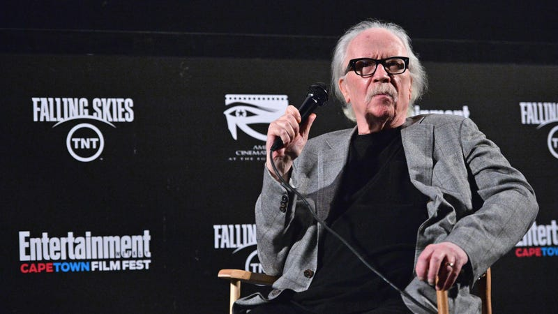 Illustration for article titled John Carpenter to receive prestigious directing award at Cannes