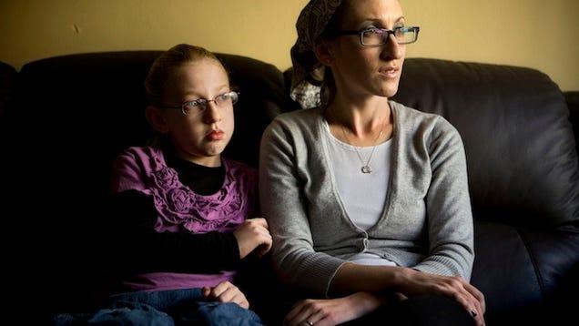 Orthodox Israelis Spit On Whorish 8 Year Old Girl For
