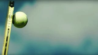Watch This Tennis Ball Disappear Before Your Eyes