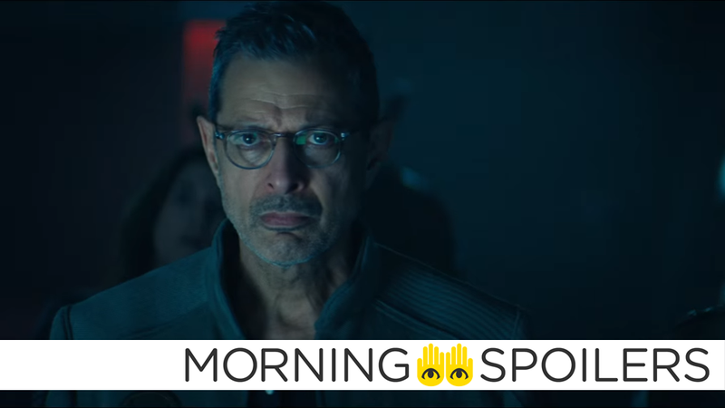 Illustration for article titled What Superhero Movie Role Could Jeff Goldblum Possibly Be Playing?