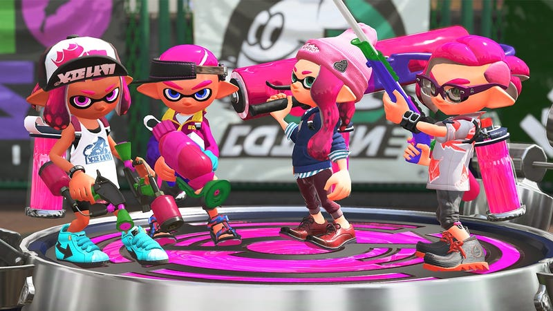 Illustration for article titled Splatoon 2's Esports Prospects Aren't A Ludicrous Fantasy