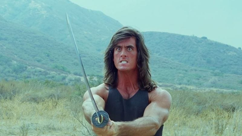 Illustration for article titled Tommy Wiseau reportedly joins that Samurai Cop sequel