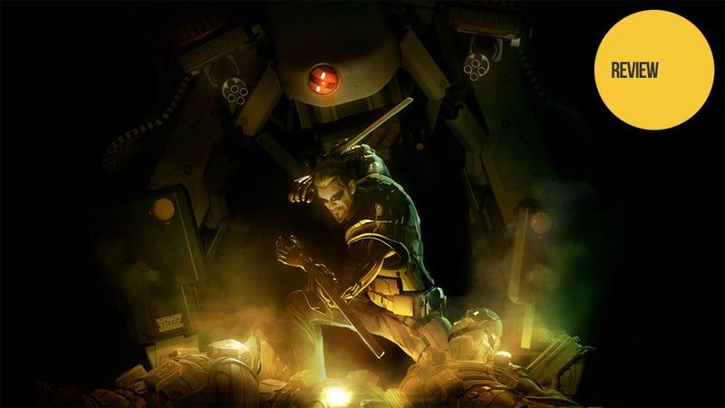 Illustration for article titled Deus Ex: Human Revolution: The Kotaku Review