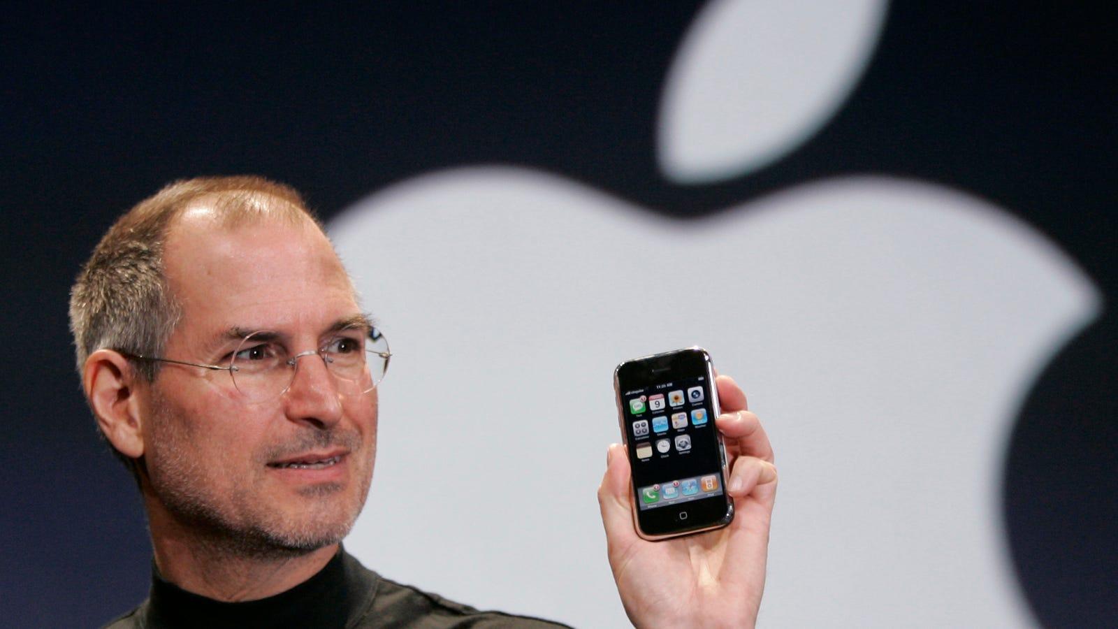 La verdad sobre la primera demo del iPhone: casi nada funcionaba