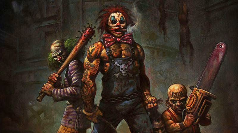 Illustration for article titled Rob Zombie is crowdfunding his killer clown movie
