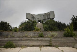 Illustration for article titled The otherworldly fortresses that are Bulgaria's Socialist monuments