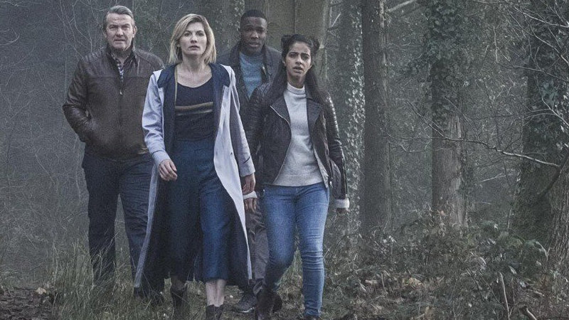 The Doctor and her friends head to Norway for one of their weirdest adventures yet.