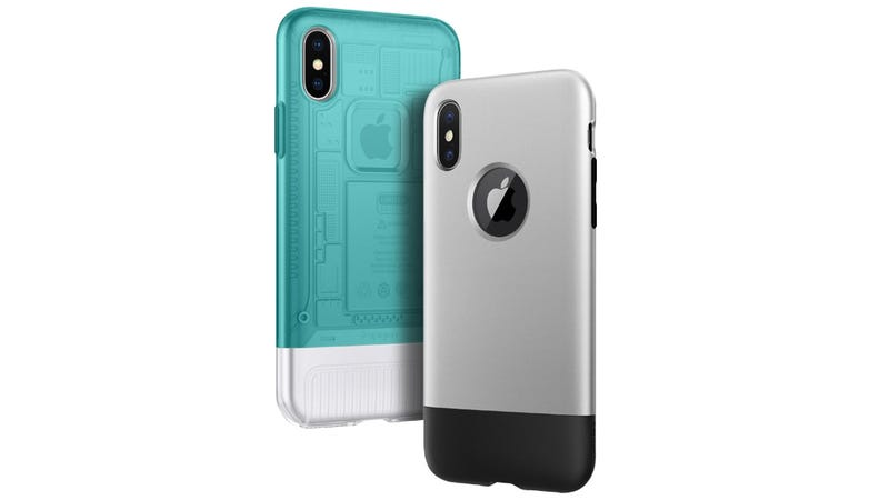 Illustration for article titled Give the Finger to Jony Ive With a Case That Makes Your iPhone X Look Like the Original