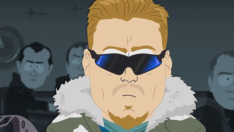 Illustration for article titled PC Principal rides the line between hero and villain on the season finale of South Park