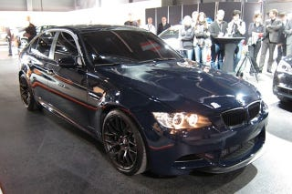 Illustration for article titled BMW bringing lightweight M3 sedan to Nurburgring M Festival
