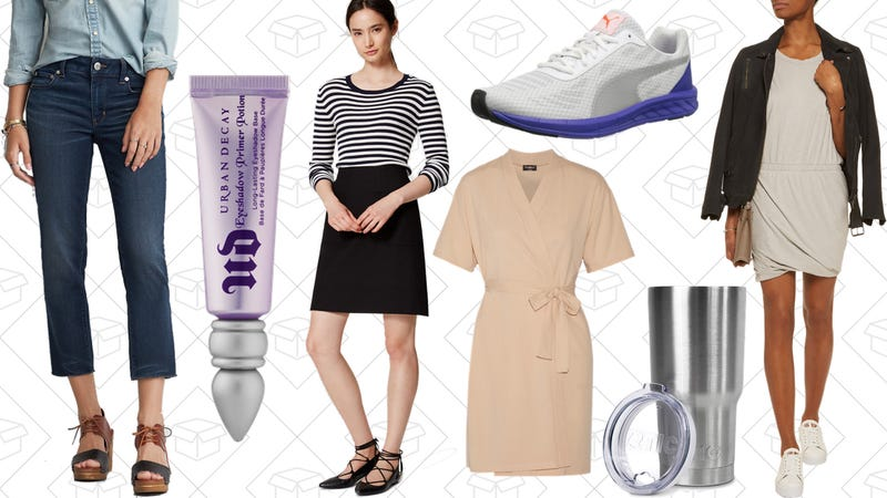 Illustration for article titled Today's Best Lifestyle Deals: Urban Decay, LOFT, The Outnet, American Eagle, and More