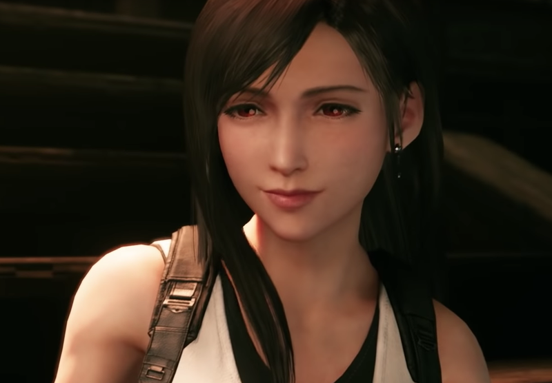 Illustration for article titled What Tetsuya Nomura Actually Said About Tifa's Breasts In The Final Fantasy 7 Remake