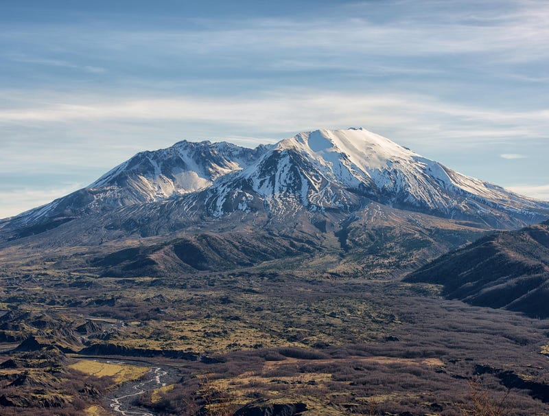 Illustration for article titled Aging Mount St. Helens Starting To Think Erupting Days Are Behind It