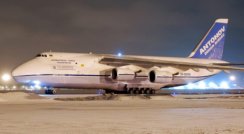 Illustration for article titled Ukraine's Antonov Will Westernize This Huge Soviet-Era Cargo Plane