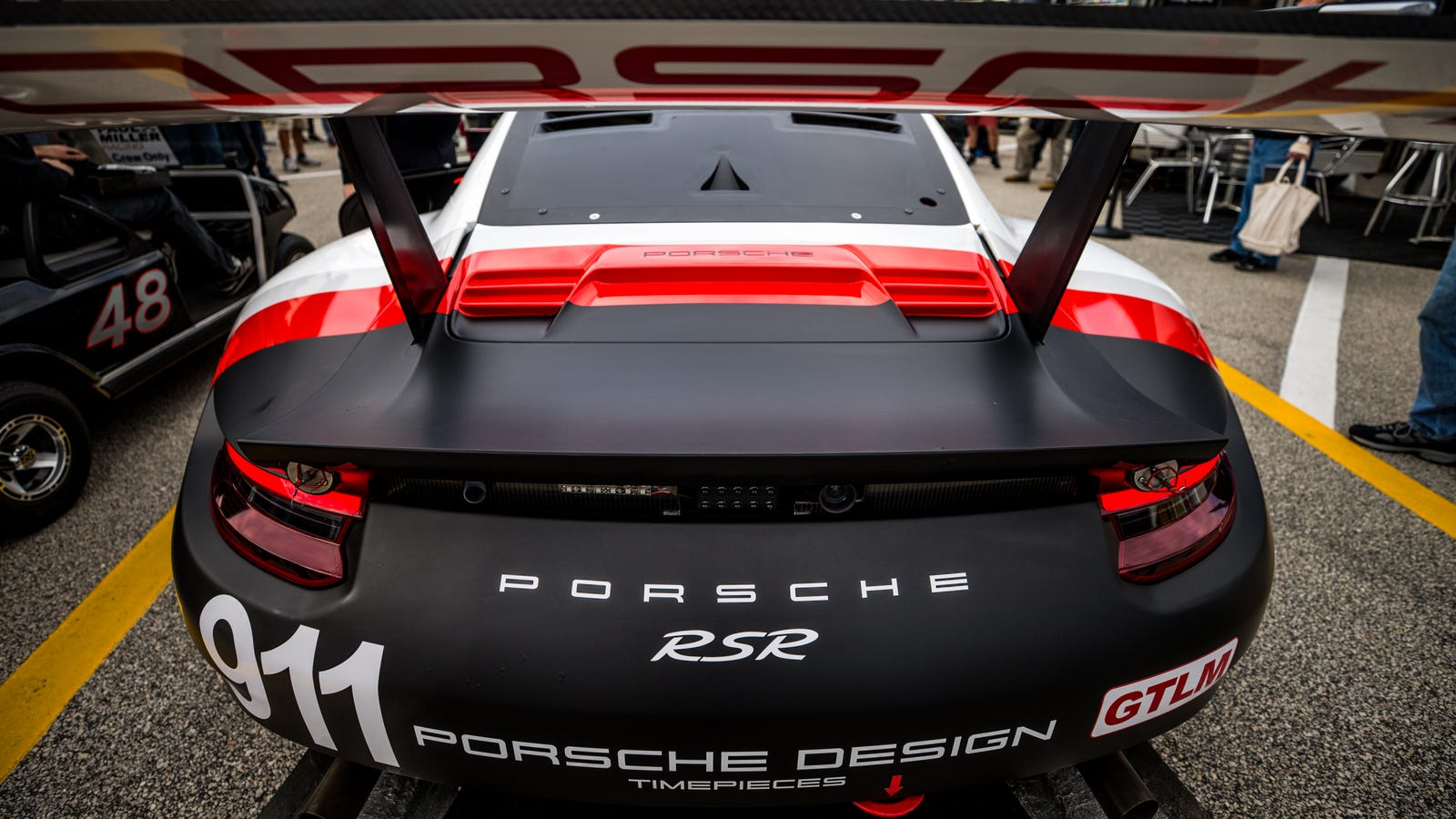 Please Don't Call The Porsche 911 With The Engine In The Middle 'Mid-Engine'