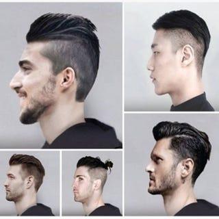 Illustration for article titled Wigs for Men