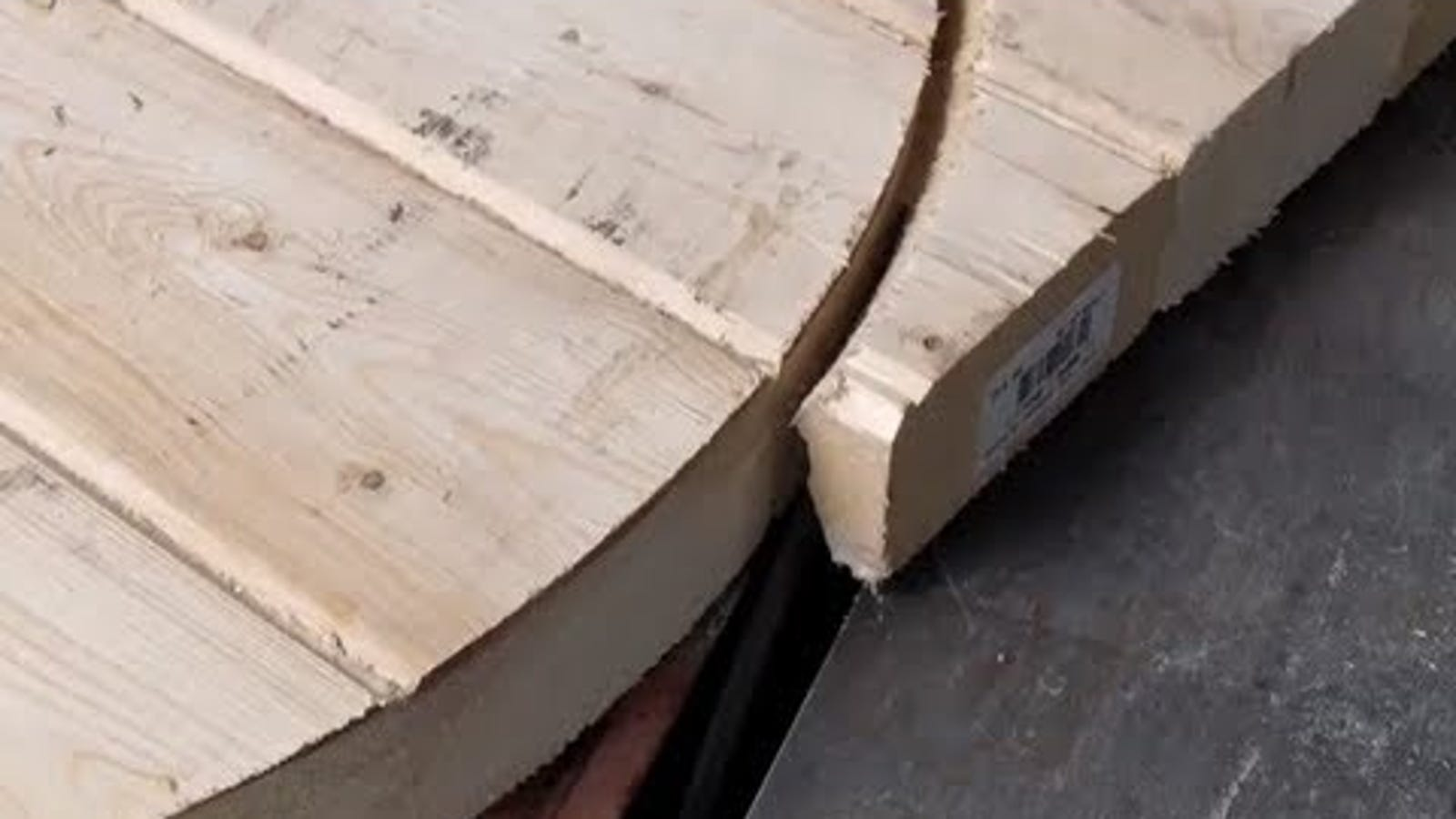 Use A Table Saw To Cut A Perfect Circle