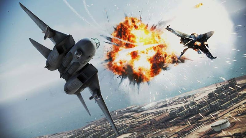 Illustration for article titled Ace Combat Infinity Gets a Worldwide Beta
