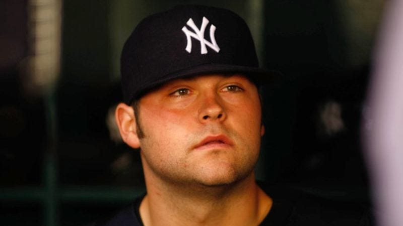 Illustration for article titled Joba Chamberlain Gets Permission To Stay Up For Whole Yankees-Angels Game