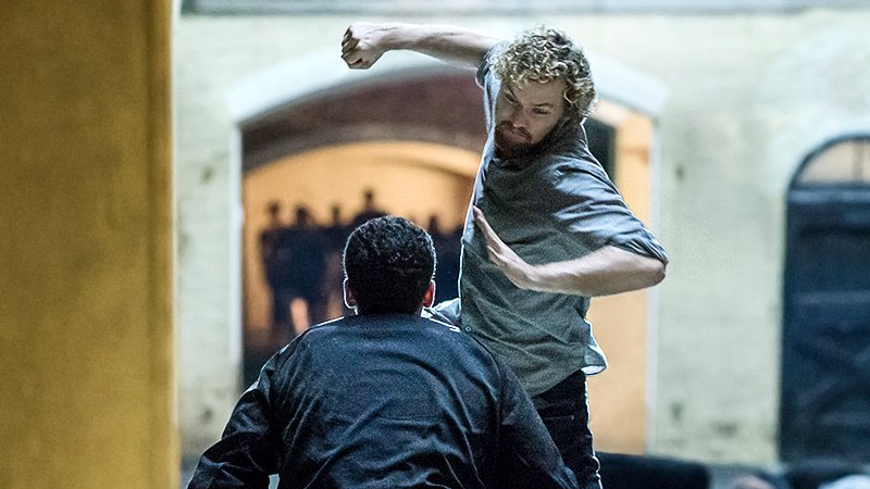 Illustration for article titled Netflix's Iron Fist TV Series Has a Release Date