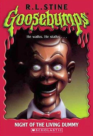 Illustration for article titled R.L. Stine Reveals Slappy From Night Of The Living Dummy Was Gay