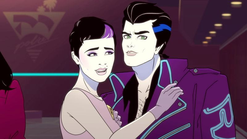 Illustration for article titled Moonbeam City goes out with a bunch of bangs and a lot of Rad
