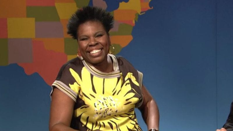 Illustration for article titled SNL promotes Leslie Jones out of the writers' room and onto the stage