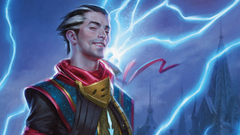 Ral brings the thunder in Guilds of Ravnica.