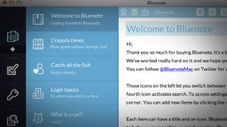 Illustration for article titled Grab Notes App Bluenote for 99¢ and Monitor Manager Multimon for $1.99