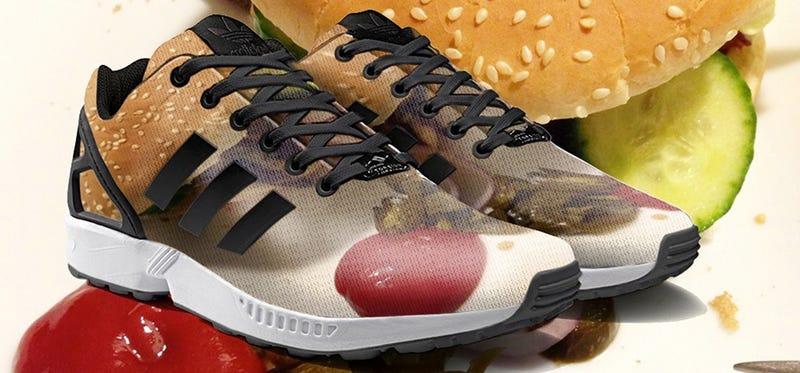 Illustration for article titled Instagram a tus pies: zapatillas Adidas personalizadas con tus fotos