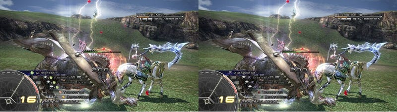 Illustration for article titled Square Enix Probing Altered FFXIII Comparison Shots [Update]