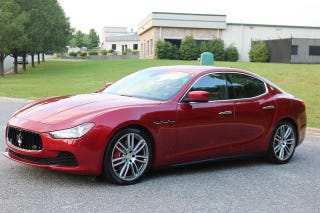 Illustration for article titled Is There a Better Executive Sedan Deal Than This 2015 Maserati Ghibli S AWD?