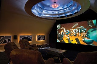 Illustration for article titled Rotating Home Theater Makes Our Couch Look Like Garbage