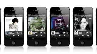Illustration for article titled Spotify Brings Free Pandora-Style Internet Radio to iOS